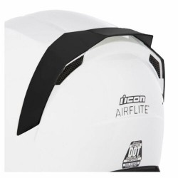 СПОЙЛЕР ЗА КАСКА ICON Alliance GT™ Helmet Dropshield  Rubatone Black