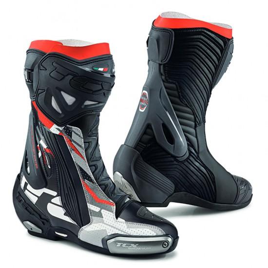 БОТУШИ TCX RT-RACE PRO AIR black/grey/red