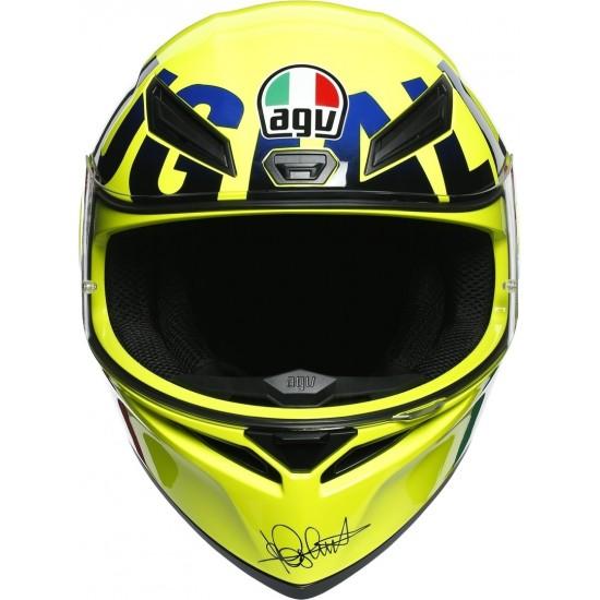 Каска AGV K-1 Rossi Mugello 2016