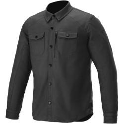 ТЕКСТИЛНO ЯКЕ- РИЗА С ПРОТЕКТОРИ ALPINESTARS Newman Shirt jacket Black